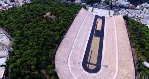 Εντυπωσιακό βίντεο του Παναθηναϊκού Σταδίου από ψηλά